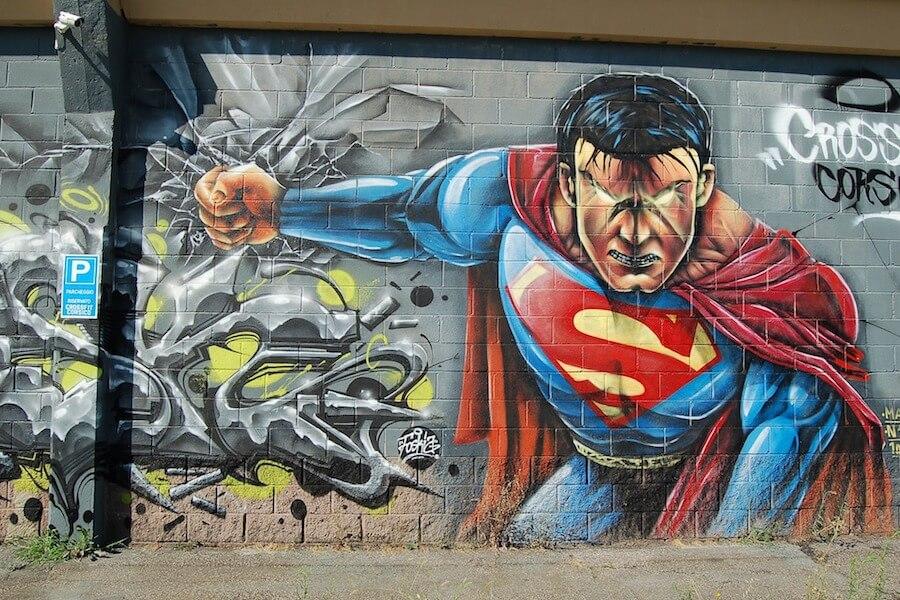 スーパーマンになる